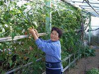 生産者の土井久美子さん