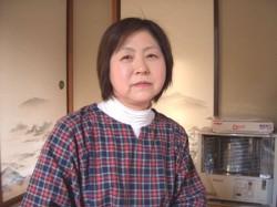 生産者の藤田節子さん